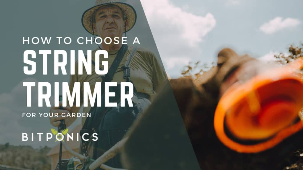 How to Choose a String Trimmer