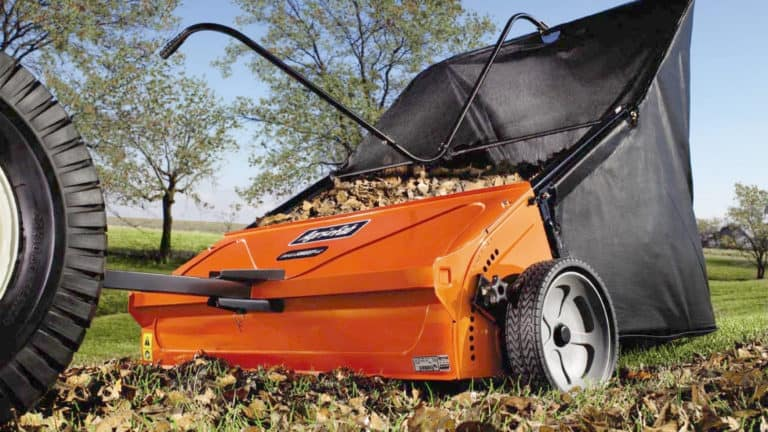 What Is The Best Lawn Sweeper For A Clean Lawn?