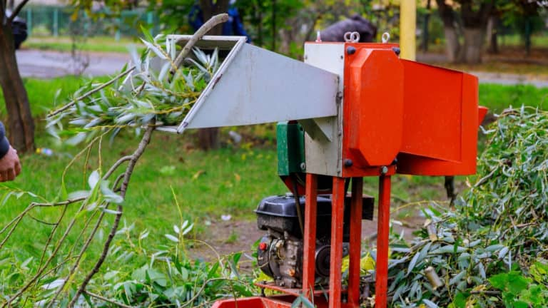 The Best Wood Chippers For Garden Waste And Mulch