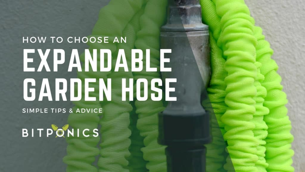 How to Choose the best expandable garden hose